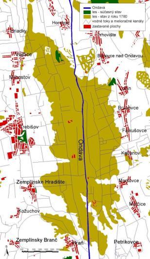 Bisce - mapa 1