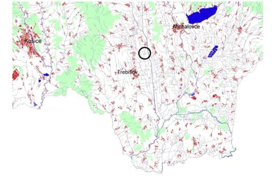 Bisce - mapa 2